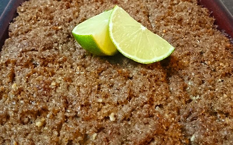 O mais importante é o limão