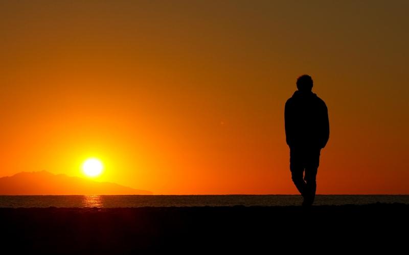 O mais importante é caminhar